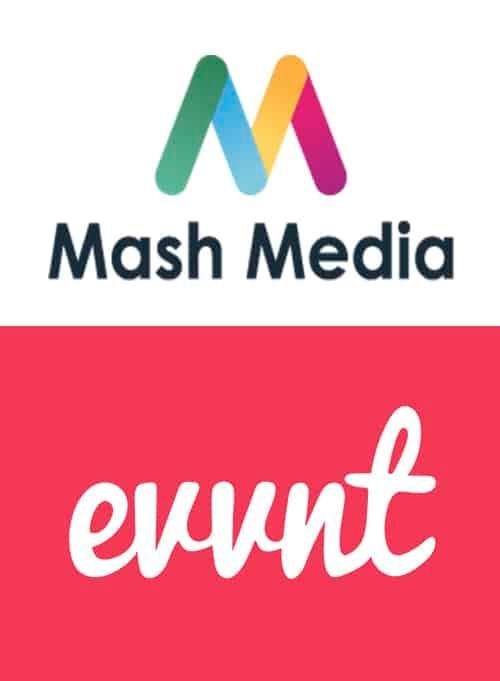Mash Media and evvnt