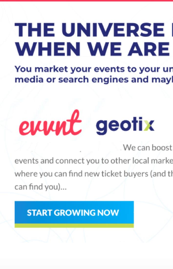 evvnt and geotix graphic